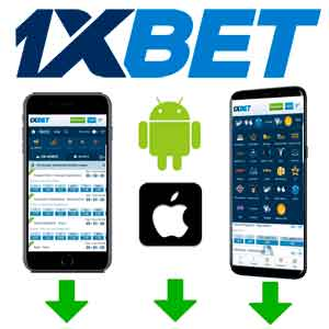 1xbet download app android
